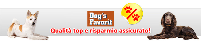 Crocchette per cani Dog's Favorit