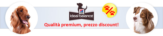 Crocchette per cani Hill's Ideal Balance