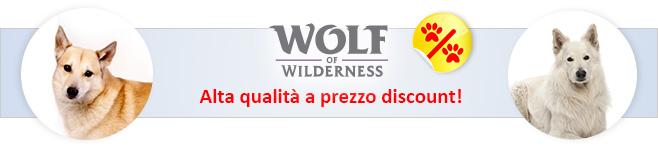 Cibo secco per cani Wild of Wilderness