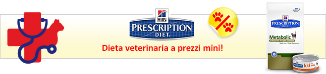 Cibo per gatti Hill's prescription diet