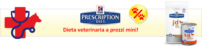 Cibo per cani hill's prescription diet
