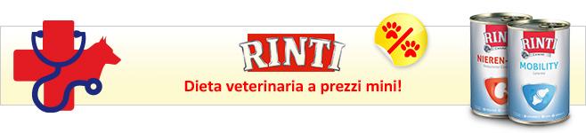 Cibo umido per cani Rinti Canine
