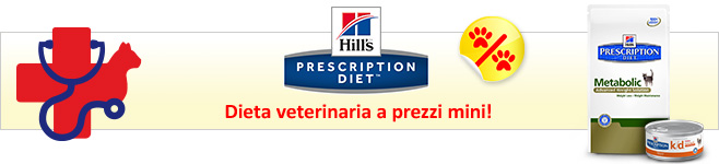 Cibo secco per gatti Hill's prescription diet