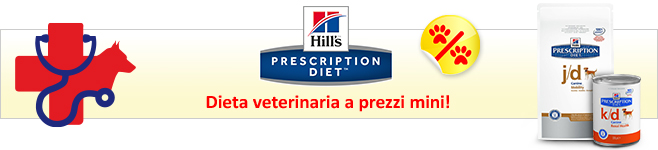 Cibo umido per cani Hill's prescription diet