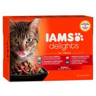Iams Cat Pouches