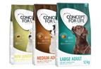Concept for Life torrfoder för hundar
