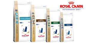 Royal Canin Veterinary Diet Cat Food
