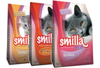 Smilla kuivaruoat kissoille