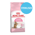 Sterilised Kitten Food