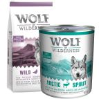 Wolf of Wilderness Dog Food
