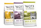 Wolf of Wilderness torrfoder för hundar