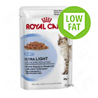 Low-Fat Wet Cat Food
