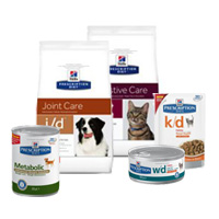 Hill's Prescription Diet Pet Food